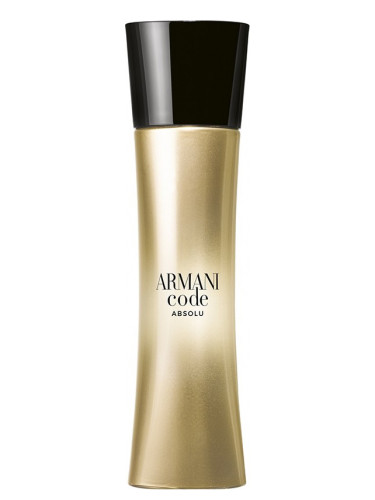 armani code gold