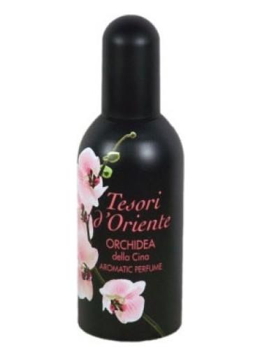 profumo donna alla fraganza di orchideo