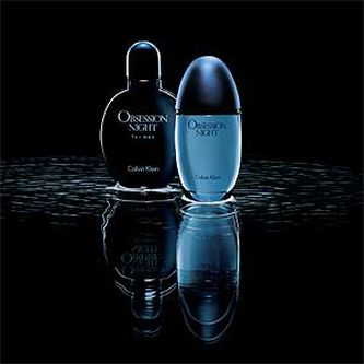 ck profumo donna obsession night