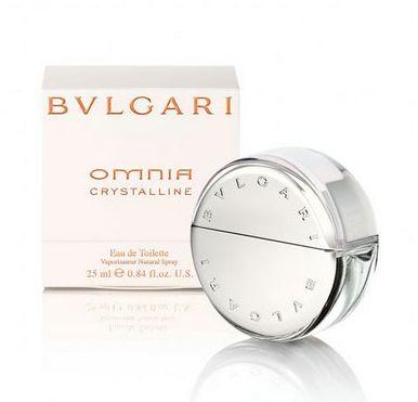 profumo bulgari omnia crystalline recensioni