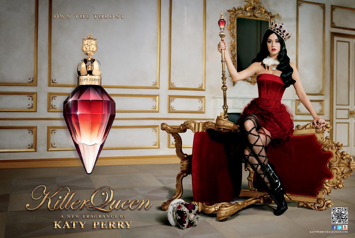 Killer Queen di Katy Perry da donna