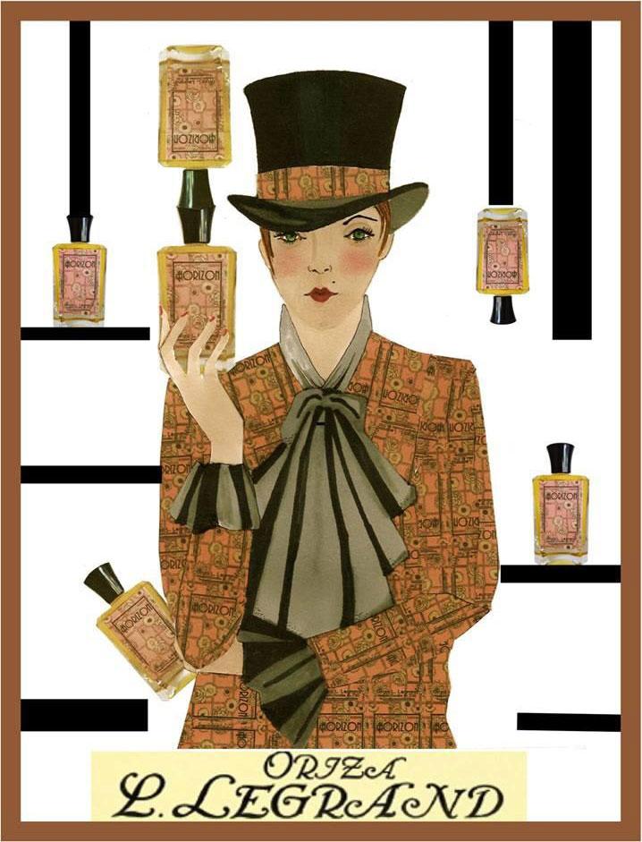 Horizon Oriza L. Legrand Cologne - un parfum pour homme 1925