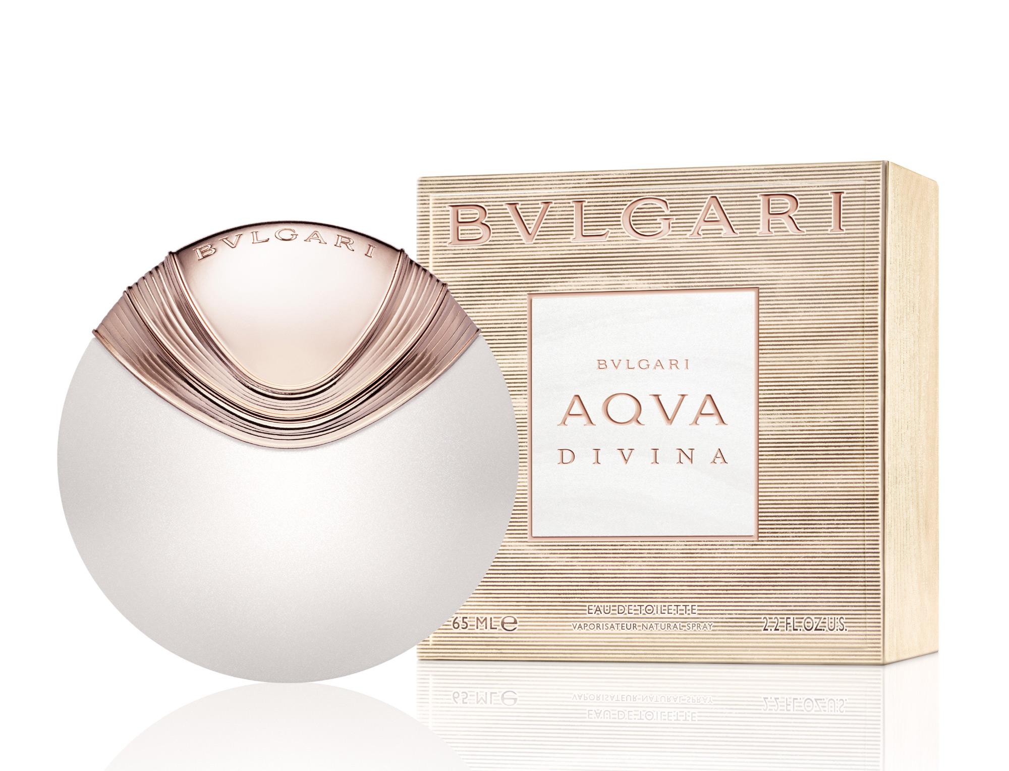 bulgari aqua divina 65ml edt descrizione profumo