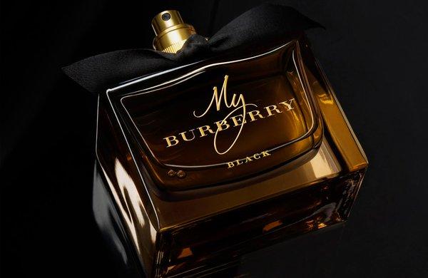 my burberry black note di profumo