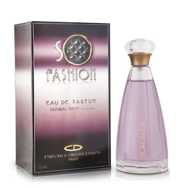 So Fashion Christine Darvin parfum een geur voor dames