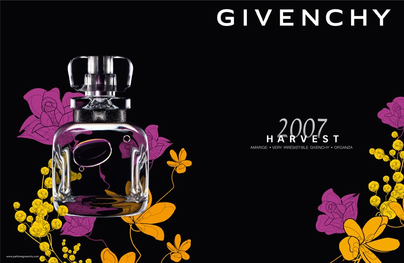 Givenchy Harvest 2007 Very Irresistible Damascena Rose