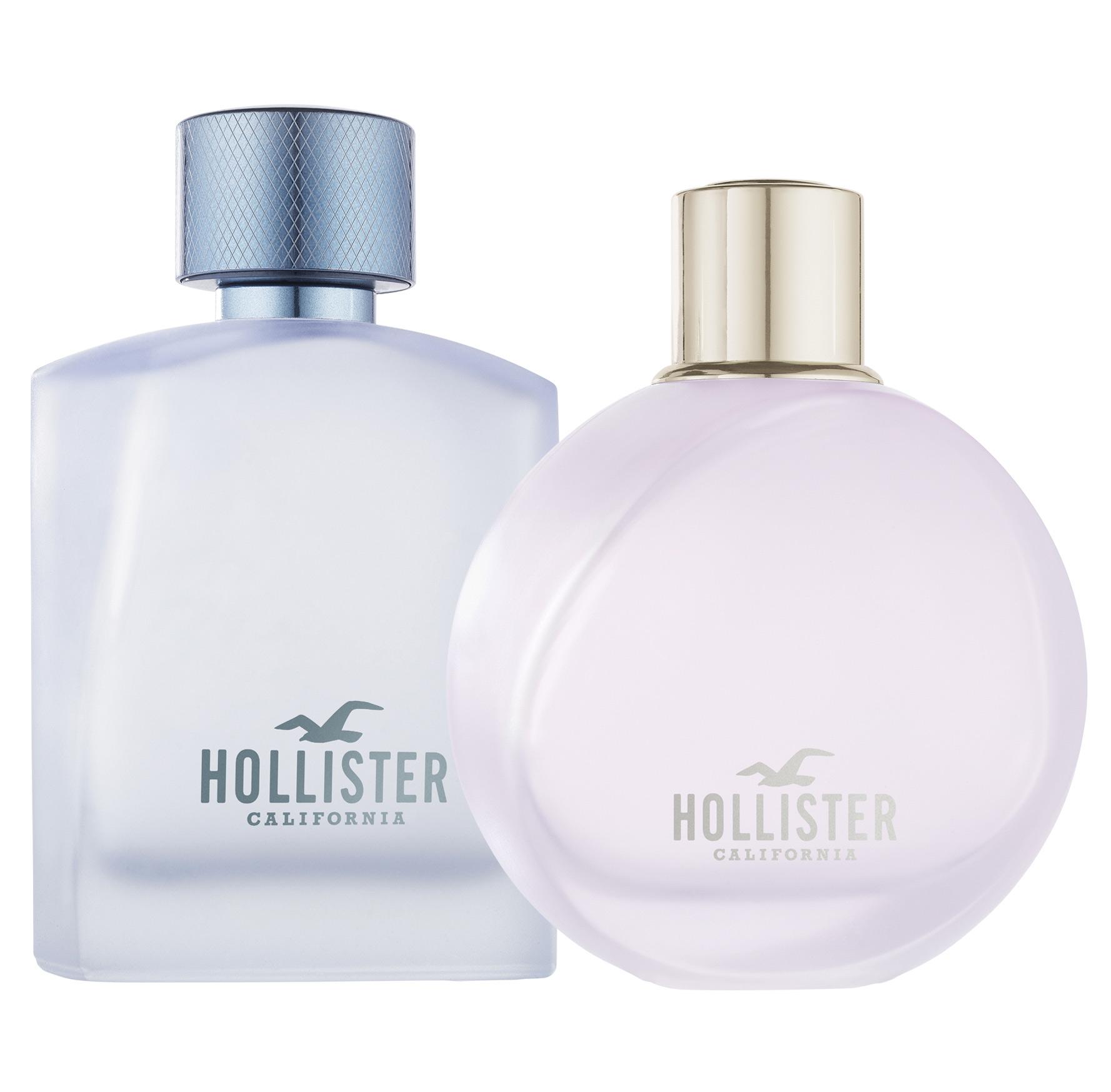 Nowe perfumy Free Wave Hollister!