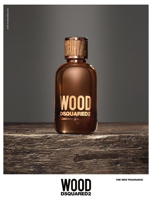 Wood for Him di DSQUARED² da uomo