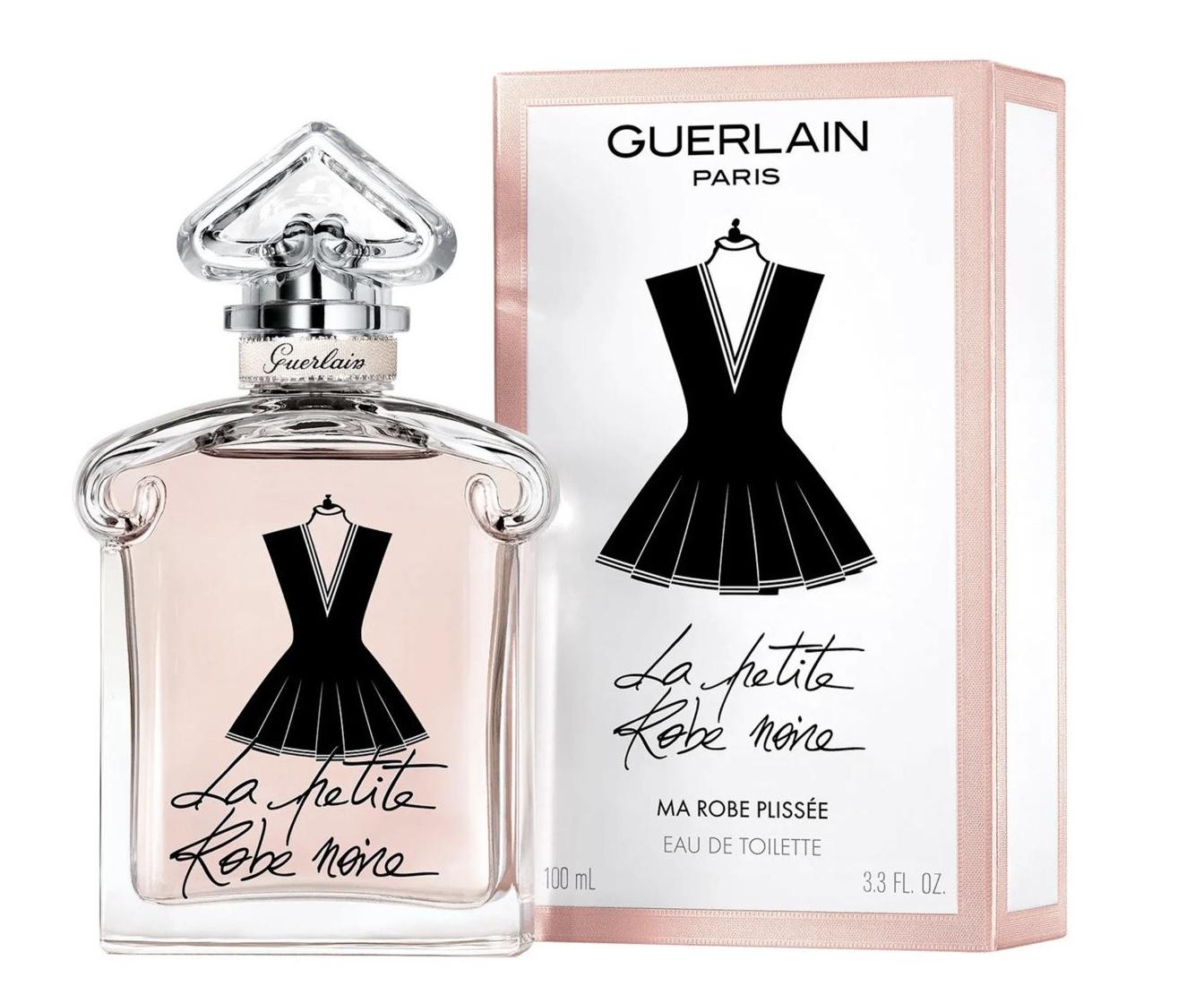 La Petite Robe Noire Plissée Guerlain parfum - un nouveau parfum pour femme  2019