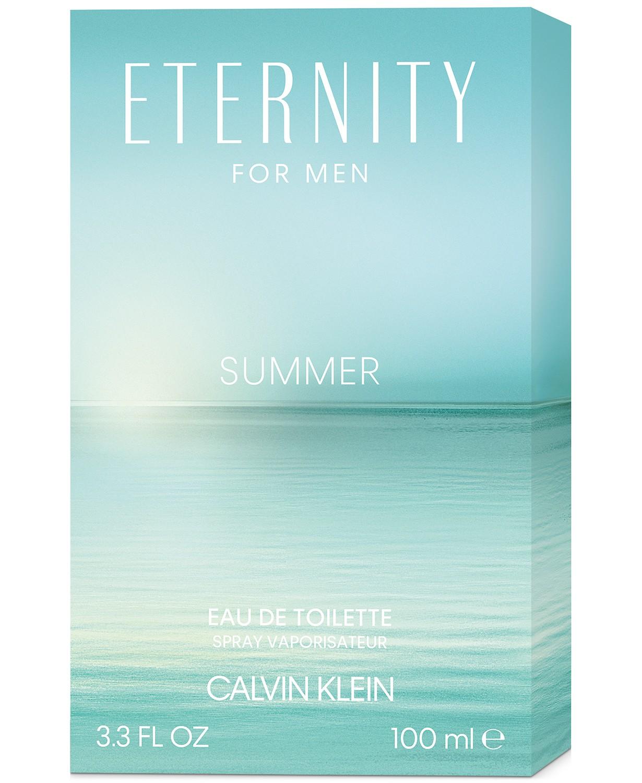 Eternity For Men Summer 2020 Calvin Klein para Hombres