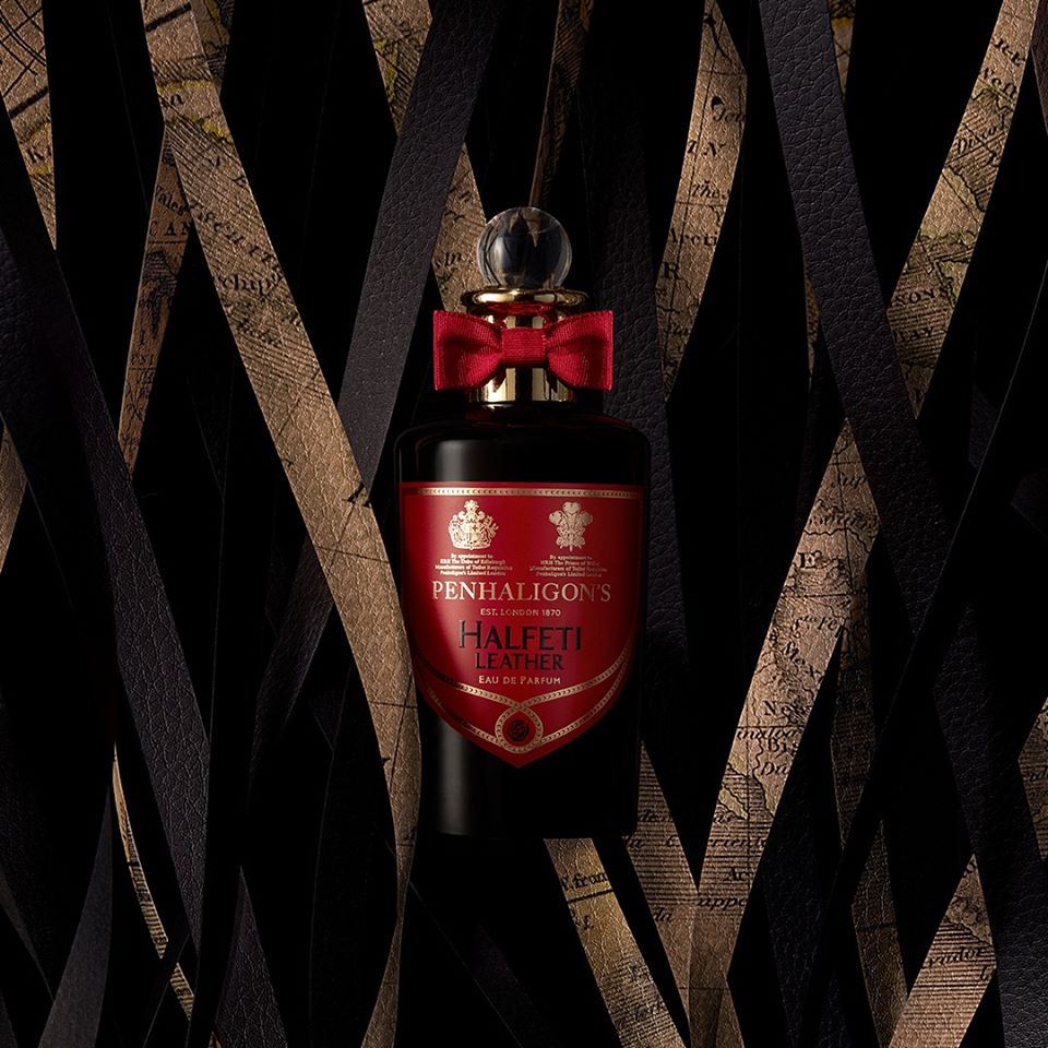 Halfeti Leather Penhaligon's perfume - a new fragrance for women and men  2020
