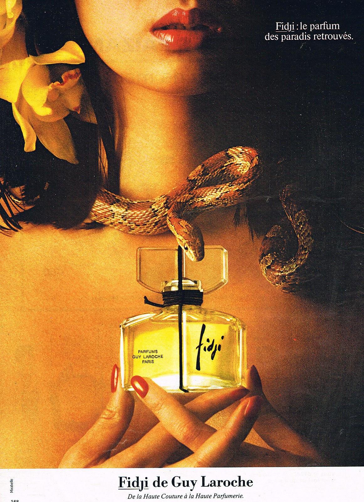 Fidgi Parfum Guy Laroche Parfum ein es Parfum für Frauen 1966