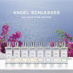 Angel Schlesser Les Eaux d Un Instant: Eight Unisex Fragrances For a New Beauty Routine