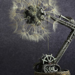 Steampunk Perfume: Come, Come. The Engineer Awaits...